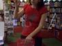 Taller literario visitó El Ateneo-2009