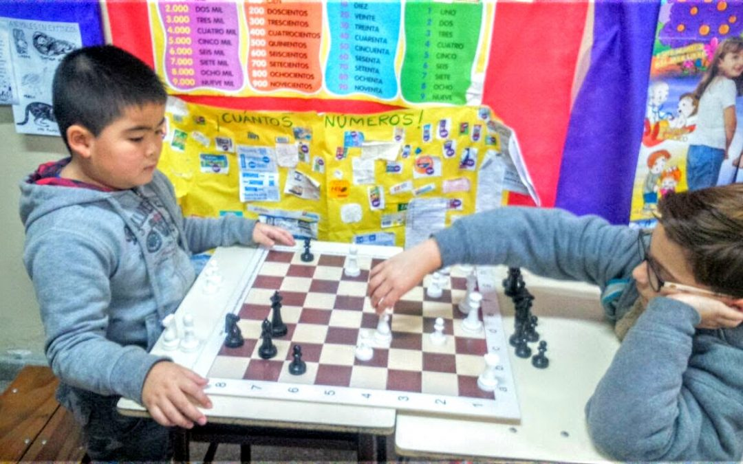 "Torneo Infantojuvenil de Ajedrez ""Grand Prix"""