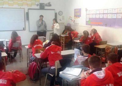 Taller de Catequesis: (Prof. Ma. Fernanda López)