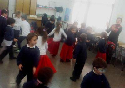 Danzas Españolas (Prof. Ma. Laura Salani)