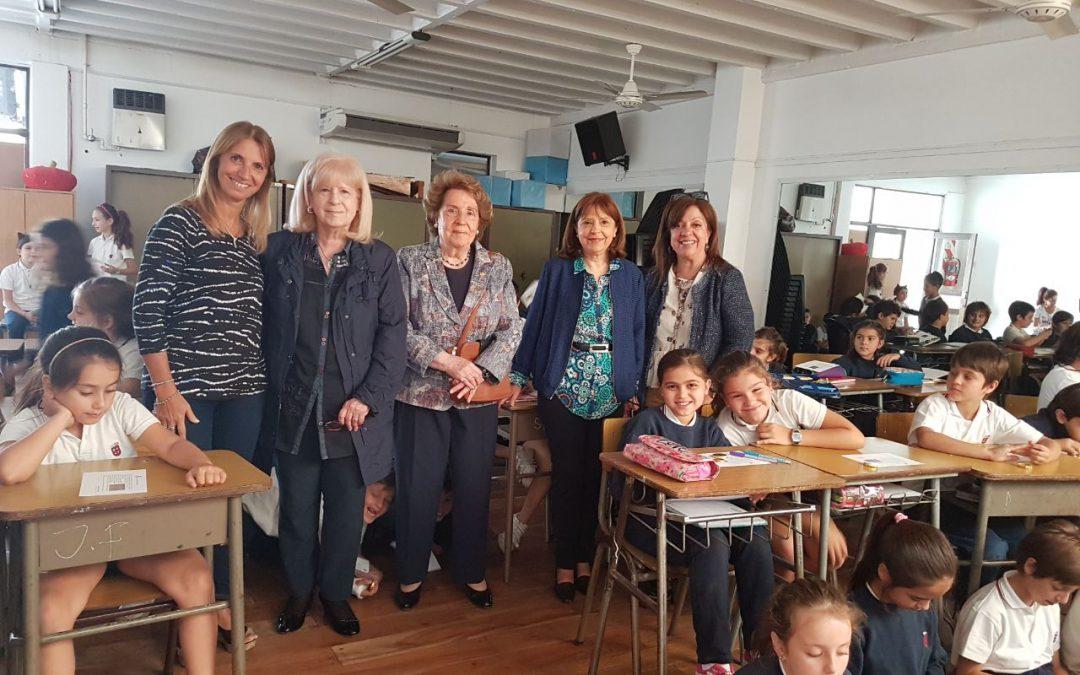 Visita del Centro Aragonés