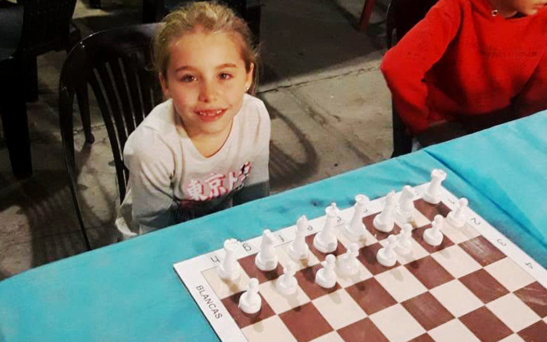 Finalistas del Torneo Femenino Grand Prix de Ajedrez